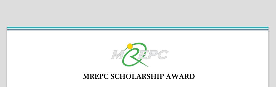 Mrepc Scholarship Awards