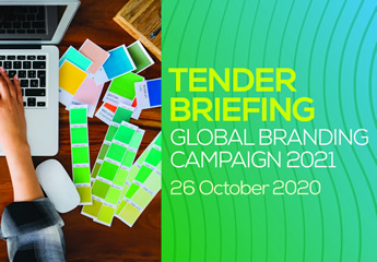 Tender Briefing for Global Branding Campaign 2021 for Made-in-Malaysia rubber products