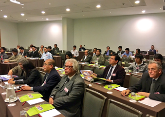 Participants at the Seminar on High-Damping Natural Rubber Bearings – Protecting Lives and Property from Earthquakes