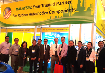 MREPC Participated at AAPEX 2017