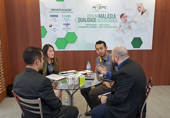 MREPC's Participation in Hospitalar 2019