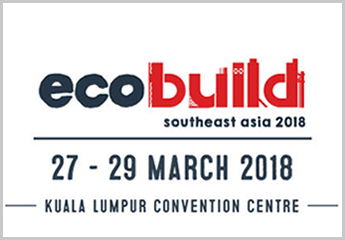 MREPC's Maiden Participation at Ecobuild SEA 2018